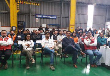 CEREMONIA DE GESTIÓN DE PREVENCIÓN DE RIESGOS Y PREMIACIÓN COMITÉ PARITARIO 2017 CSI