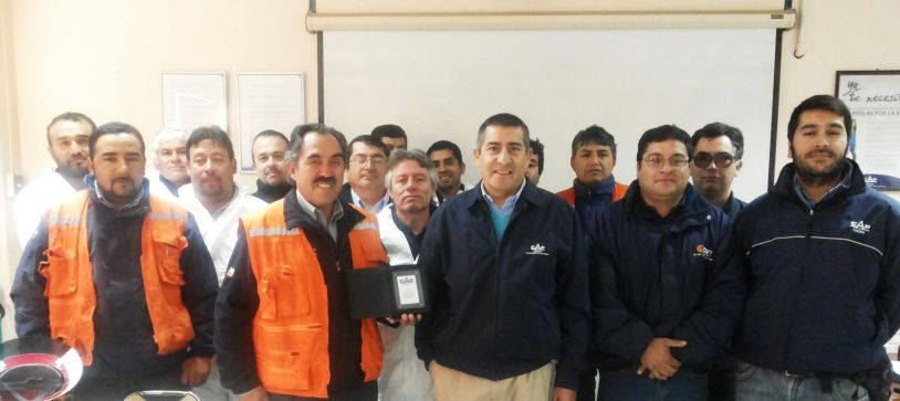Premio por desempeño destacado en SGI 2014.